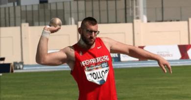 Az 5. helyen zárt a paralimpián Szőllősi István