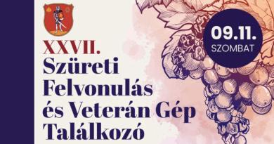 Veterángép-találkozó és szüreti mulatság lesz szombaton Vácrátóton