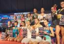 Váci éremeső a pécsi INBA Fitness versenyen