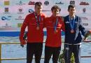 Sellyei Csanád, a junior maratoni kajakkirály