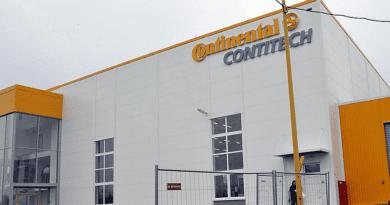 Koronavírus: hétfőtől bezár a ContiTech váci gyára is