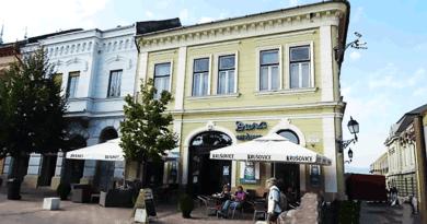 Duna presszó épületének eladása: aláírás előtt