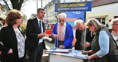 Hadházy Ákos: szükség van az Európai Ügyészségre