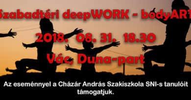 Tornázz együtt a Duna-parton és segíts a gyerekeknek