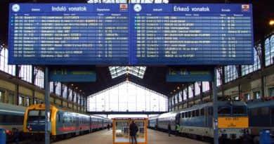 Változik a vonatok menetrendje a húsvéti hosszú hétvégén