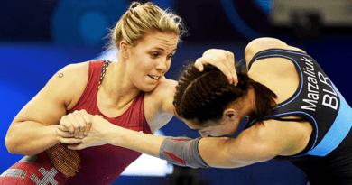 Birkózó vb: Németh Zsanett a bronzéremért harcolhat