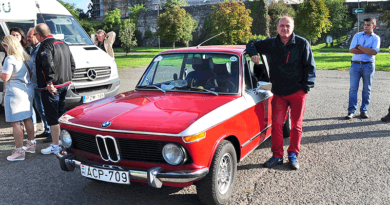 Egy különleges BMW: alkatrészenként hozták ki a gyárból