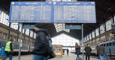 Ezen a hétvégén is változik a vonatok forgalmi rendje