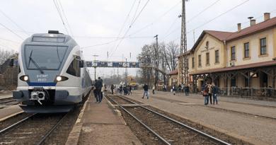 Pályafelújítások lesznek Rákospalota-Újpest állomáson
