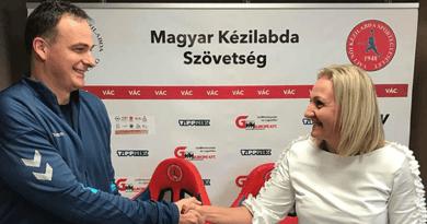 Kézilabda: Szilágyi Zoltán hosszabbított a női csapatnál