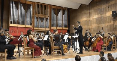 A szimfonikusok Szobon is előadják a szimfóniát