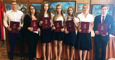 Városi elismerés a legjobb általános és középiskolás diákoknak