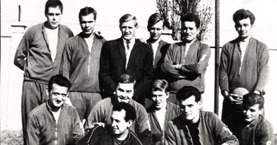 Ötven éve lett NB II-es bajnok a Váci Fonó csapata