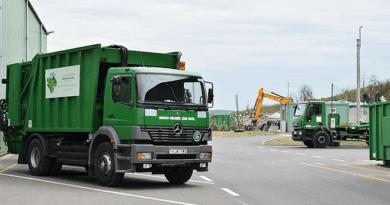 A Zöld Híd mától ismét elszállítja a térségben a szemetet