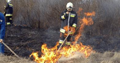 Sok az avartűz, hétfőtől tűzgyújtási tilalom lépett életbe