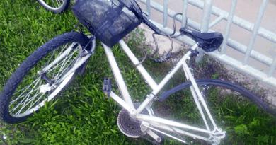 Ellopták egy bicikli hátsó kerekét a vasútállomásnál
