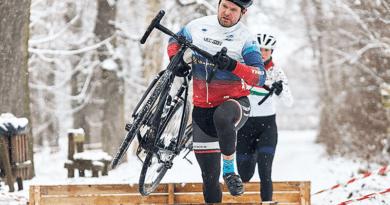Hideg szélben tűzték ki a pályát, hóban versenyeztek