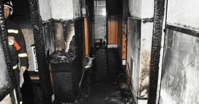 Megdöbbentek a váci tűzoltók: egy holttestet találtak