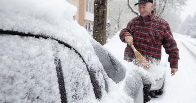 Előrejelzés: hó és napsütés váltogatja majd egymást