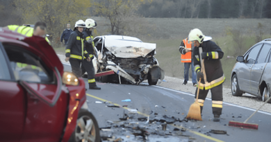 Újabb halálos baleset történt az M2-es autóúton