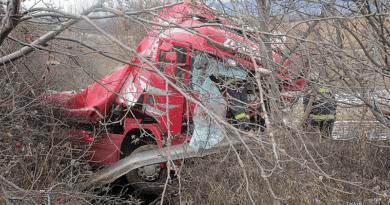 A vétlen kisteherautó sofőrje halt meg a balesetben