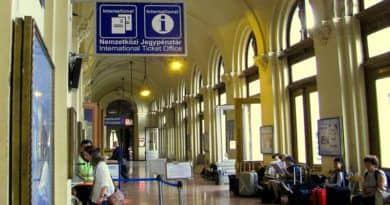 Február végéig lehet kedvezményes Interrail bérletet váltani
