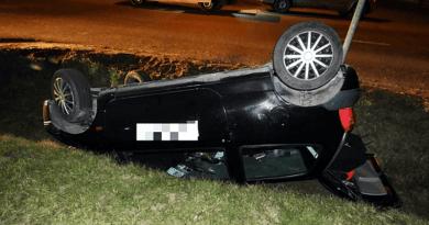 A pizzéria elől ellopott autóval száguldoztak