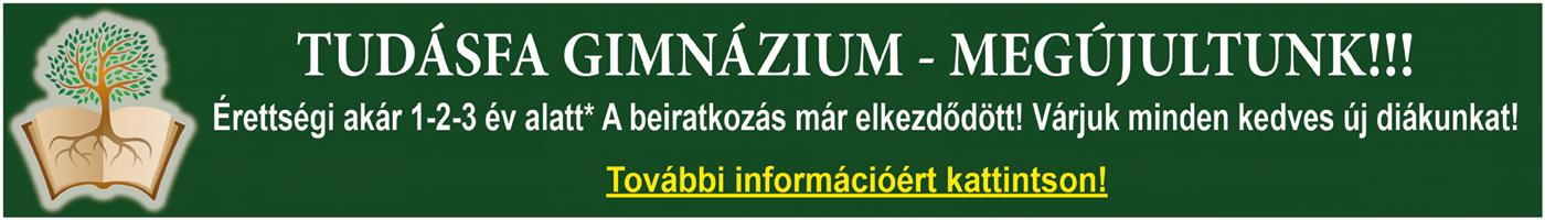Tudásfa Gimnázium