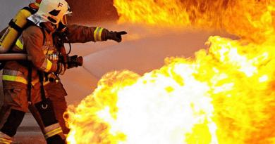 Kisebb tűz keletkezett a gödi Samsung-gyárban