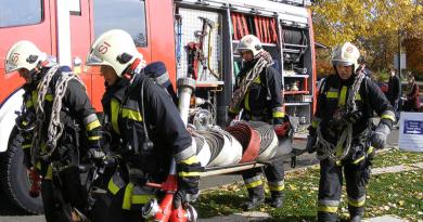 Felrobbant egy kazán Csörögben, egy ember megsérült