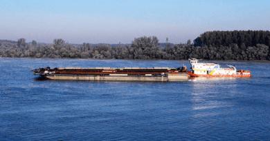 A kisvíz miatt majdnem áll a hajós árúszállítás a Dunán