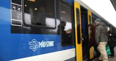 3,6 millióval nőtt a vasúttal utazók száma 4 év alatt