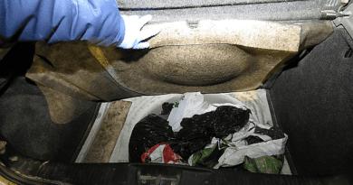 Üldözés után fogták el a rendőrök 2,5 kiló kábszerrel