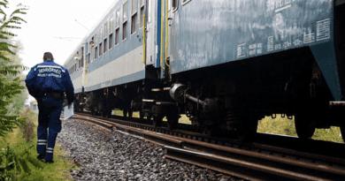 Meghalt a vonat által Dunakeszin elgázolt ember