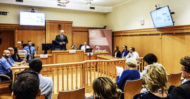 Sikeres kapcsolat a Hargita Megyei Törvényszékkel